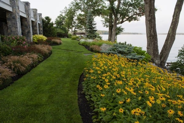Grounds Maintenance by Belknap Landscape Co.
